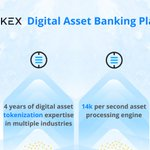 Image for the Tweet beginning: Why #BANKEX? 👀👇 ➡️