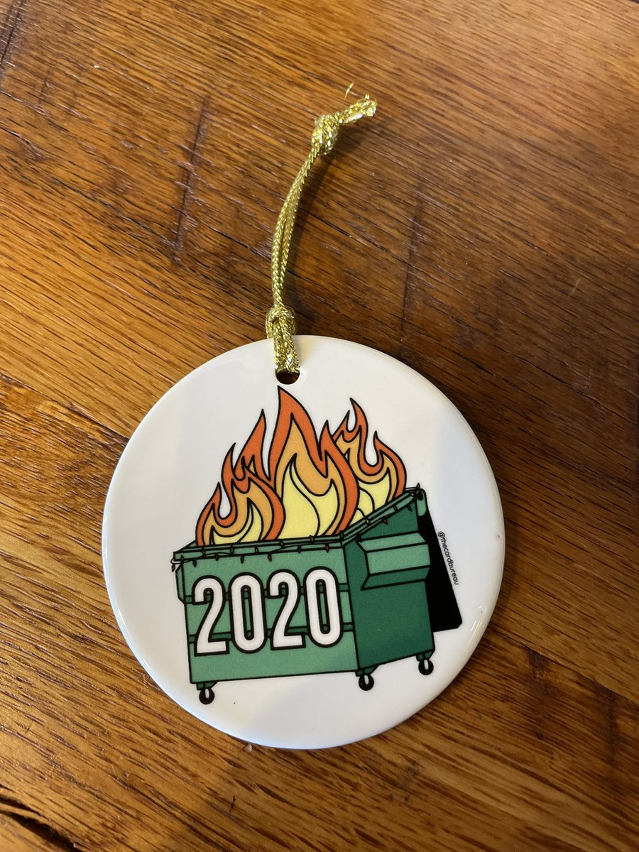 These just came in! #holidayshopping #ornaments #holidaymarket #2020Vision