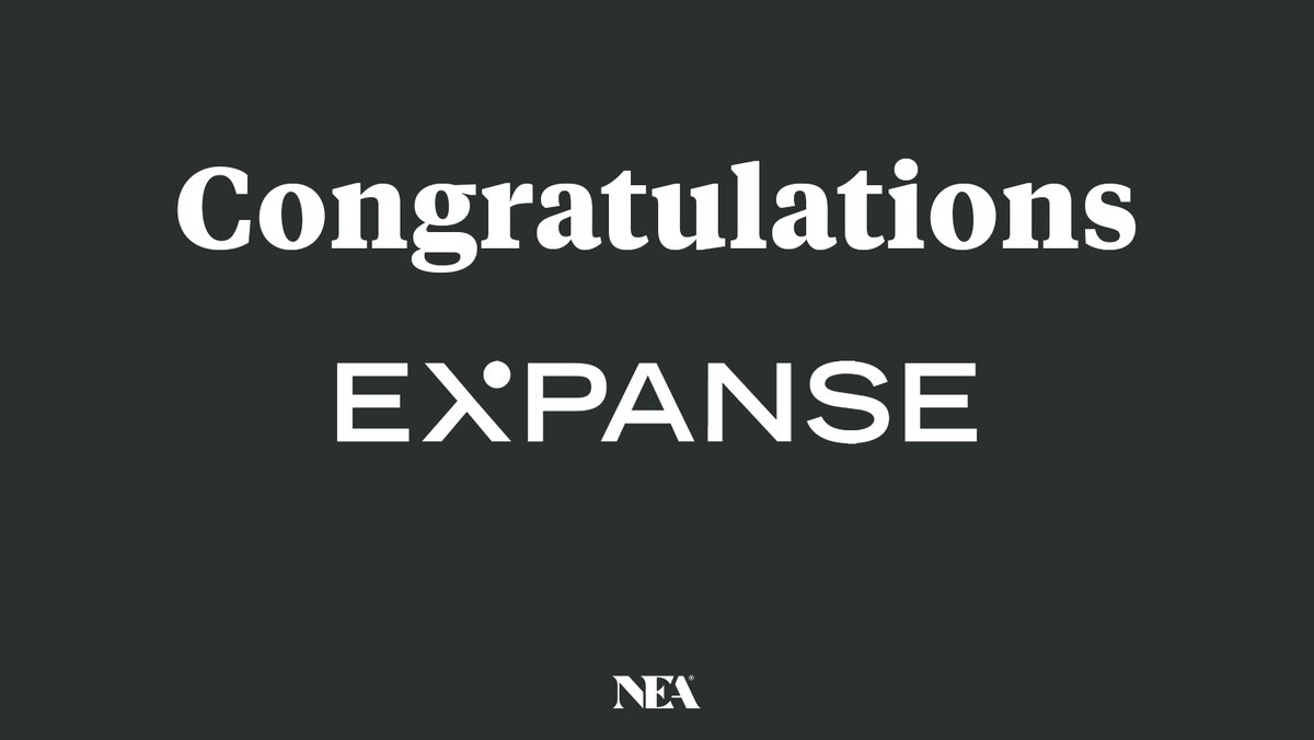 🎉 Congratulations, @Expanseinc--to be acquired by @PaloAltoNtwks! 👏🏽👏🏽👏🏽