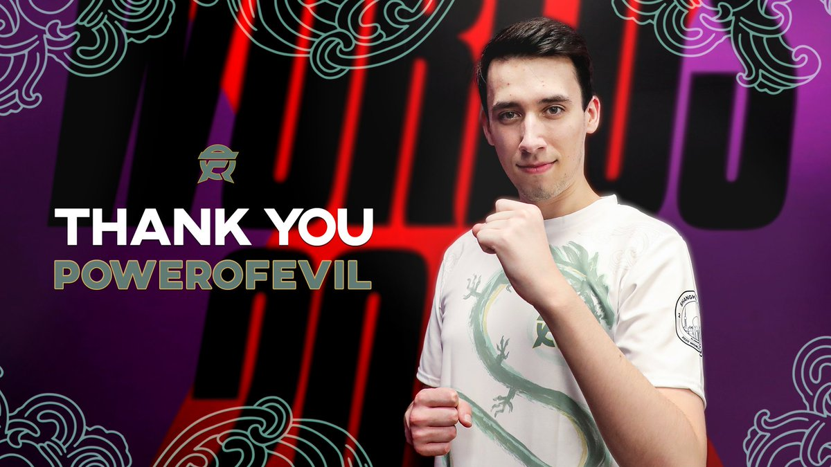 FlyQuest - It was a short run, but a great one!  Thank you, @PowerOfEvilLoL, for your hard work and dedication this year! Good luck, and see you on the Rift!