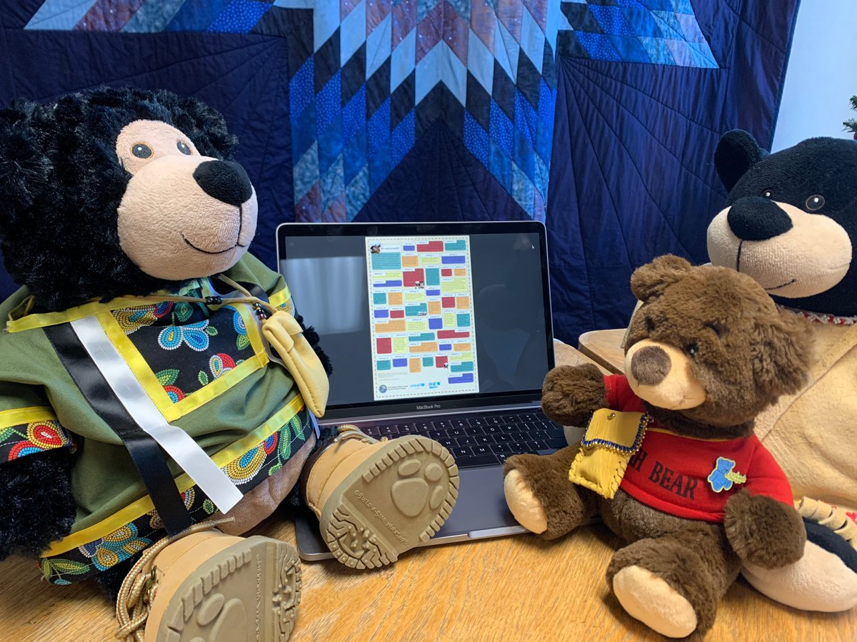 Today is the anniversary of the United Nations signing the Convention on the Rights of the Child! Uncle Huckleberry and Mary the Bear are teaching Noah Bear about how all children have rights. You can learn more just like Noah by using Spirit Bears guide! buff.ly/36LlVU1