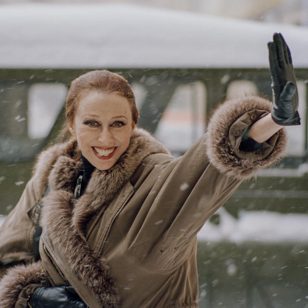 Майя Плисецкая .... 20. 11. 1925  великая женщина 💟 https://t.co/5JbBdG6TWv