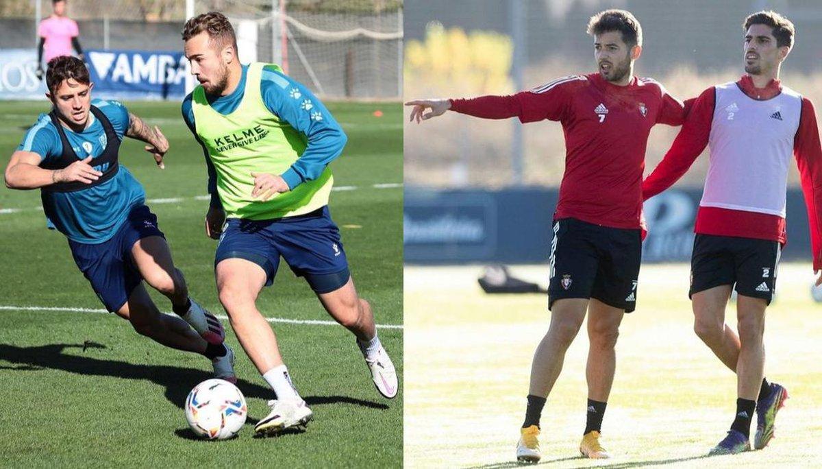 Actualités - États-Unis - Osasuna vs Huesca en direct, prédiction, actualités de l'équipe, aperçu de la Liga - https://t.co/P6RRH4z0Uf https://t.co/S4GrIROExN