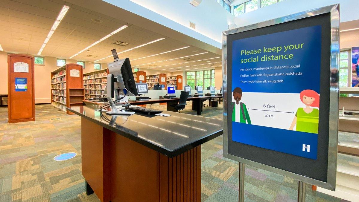 Have you visited a library lately? Take this short survey to help us evaluate our Grab and Go service. We need your input as we plan for the future. bit.ly/GrabAndGo_HCL