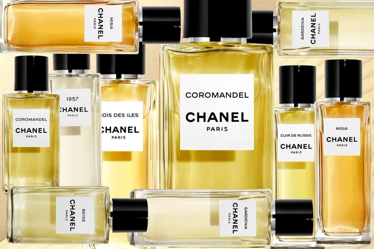 8 Best Les Exclusifs de Chanel Fragrances  #CHANELFragrance