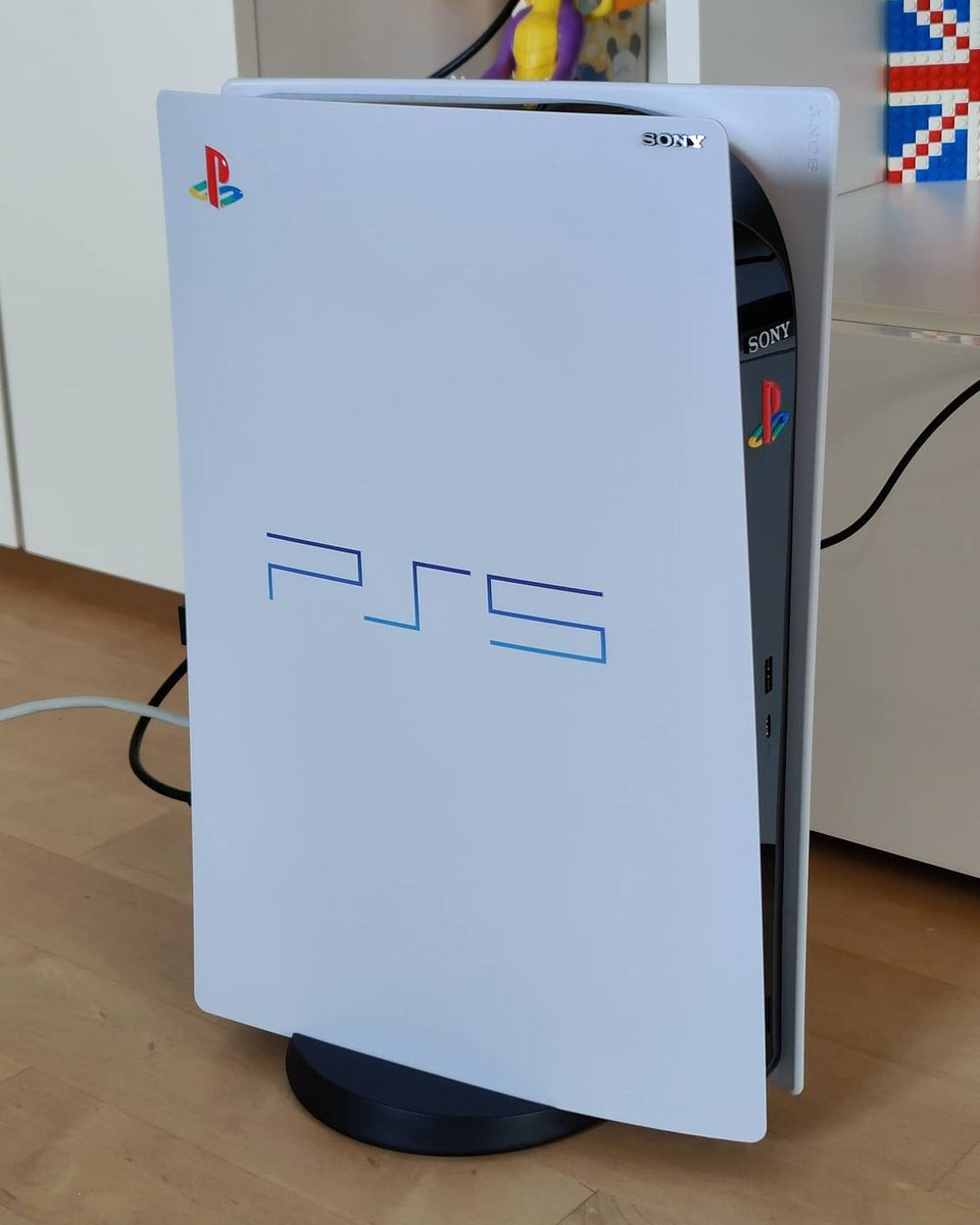 Lossy - Love this #PS5 mod! Proper nostalgia juices 👏