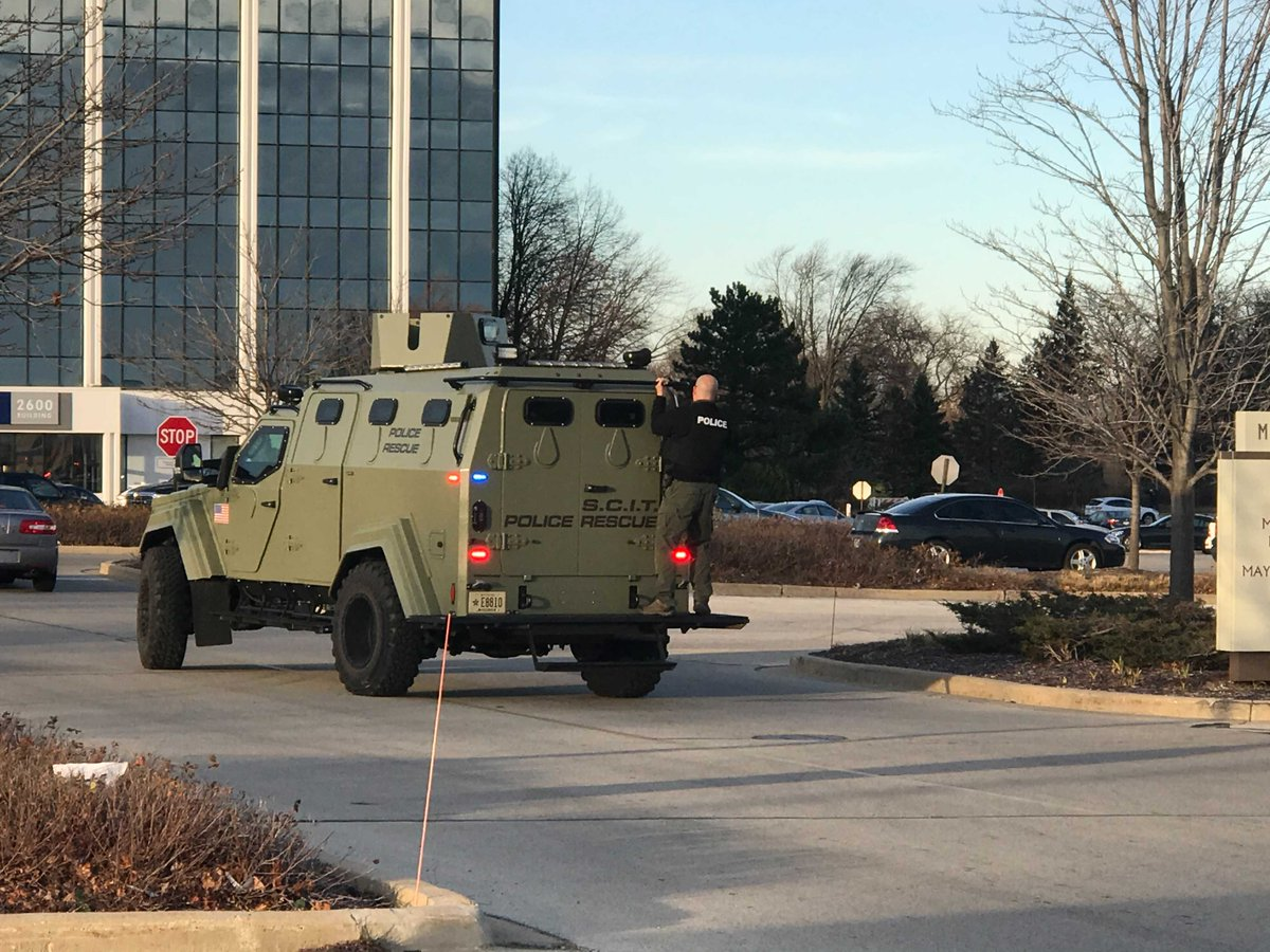 BREAKING: Reports of shots fired at Mayfair Mall. LATEST: on.tmj4.com/330bR8r