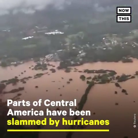 Thousands of impoverished families have been displaced after Hurricanes Eta and Iota battered countries like Guatemala, Honduras, and Nicaragua just 2 weeks apart