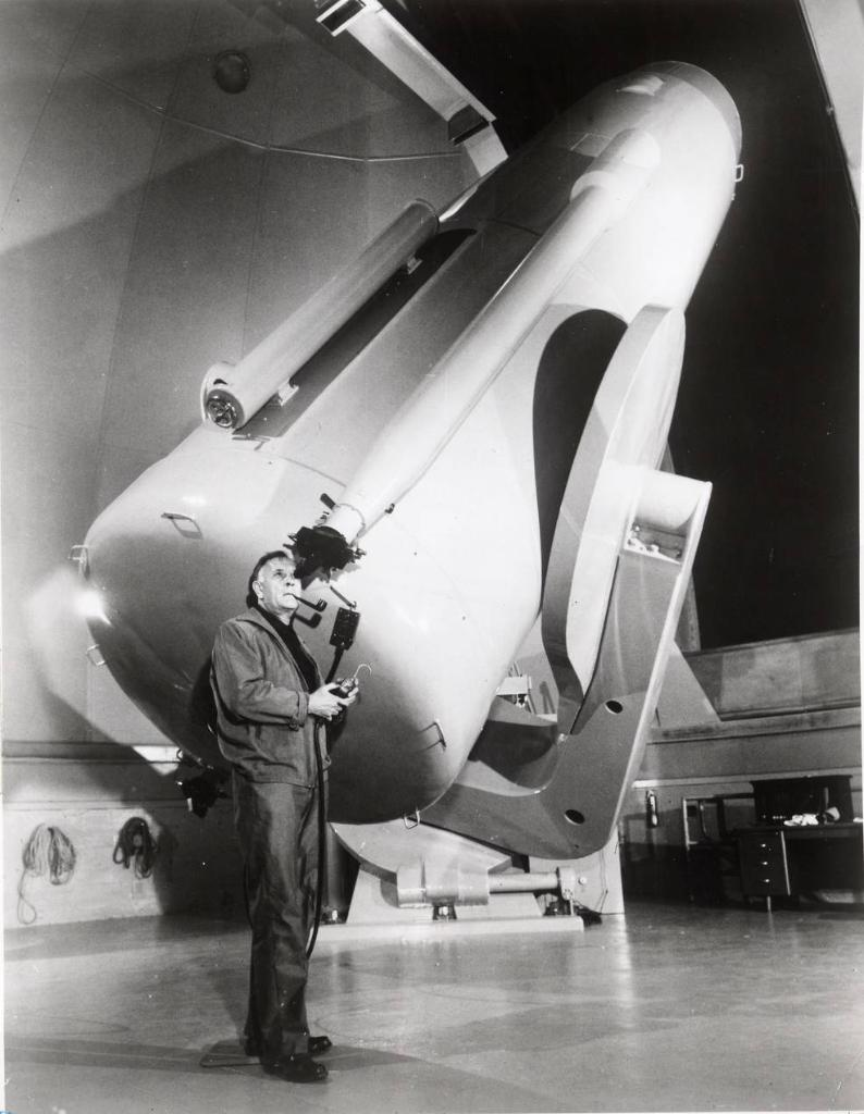 Happy #birthday to astronomer Edwin Hubble, born #OTD in 1889. Hubble proved that the universe contains multiple galaxies, rather than just the Milky Way. He's the namesake of @NASAHubble! Learn more about his life here: