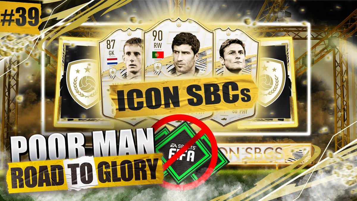 Nick28T - ICON SBCs ARE FINALLY BACK! SEASON 2 OF FUT! PACKS! - POOR MAN RTG #39 #FIFA21 #FUT21