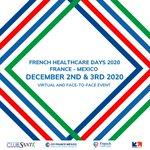 Este 2 y 3 de diciembre, @BF_Mexique y @FrencHealthcare nos darán toda la información acerca de la Nutrición y la Diabetes, junto con un panel de expertos sobre los temas.  Página oficial: https://t.co/C1oHCG0FRu  #ComunidadQueEnlaza #ComunidadQuePromueve #ComunidadDeNegocios