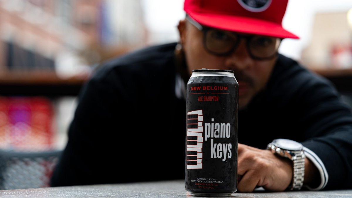 Like most great things, Piano Keys started with a conversation over, well, beers of course. A collaboration with Atlanta Craft beer ambassador, and friend @realalesharpton, this imperial stout hits all the right notes. An extremely limited run- hitting shelves in Atlanta today.