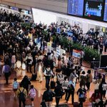 GoTOキャンペーンで活気が戻る!羽田空港は大混雑
