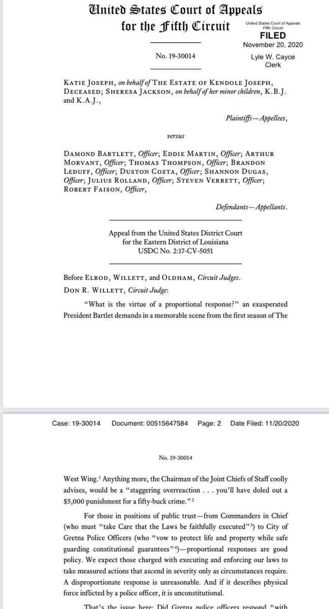 judge morvant resume