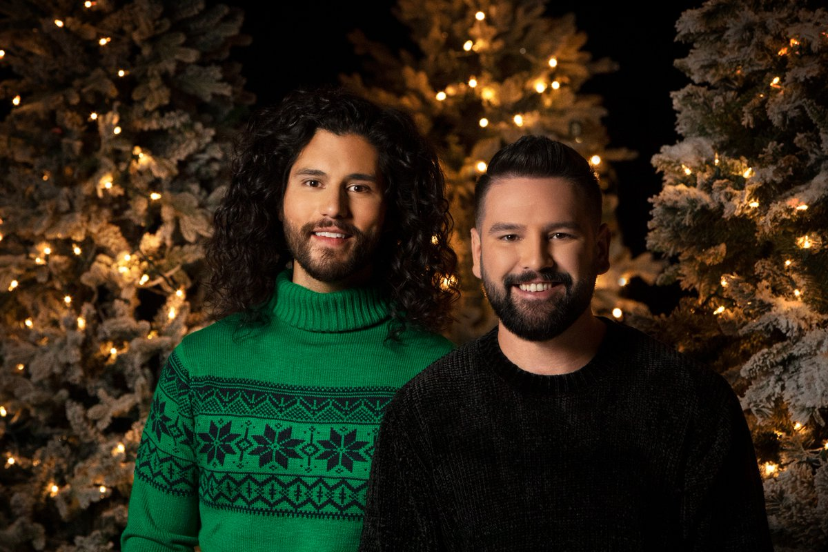 .@DanAndShay just gifted us their second holiday track of the year with Christmas Isn't Christmas 🎅 Unwrap it and get into the spirit.