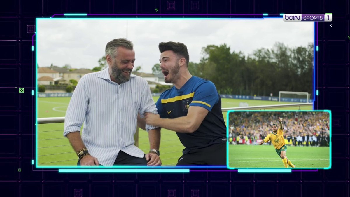 We caught up with commentator @simonhill1894 on the 15th anniversary of the @Socceroos' #WCQ victory over @Uruguay, and tested his memory of his iconic calls from the game, and @Craig_Foster's  😅   📺 WATCH The #EarlyKO Fridays 8pm AEDT on beIN SPORTS!! ##AllForTheSocceroos