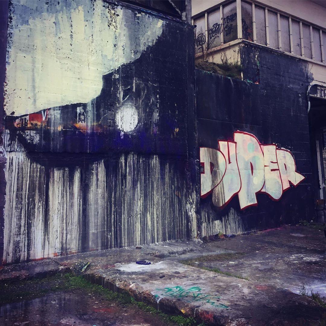Watercolors. . . . . . #ARF #avoidgraffiti #wolvesonly