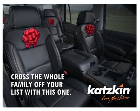 It's getting to be that time again...  Give us a call at 877-811-8840 to talk about gifting Katzkin leather seats!  #leathergifts #holidaygiftsforthefamily #katzkin #katzkinleather #leatherupgrade #carupgrade #becauseclothsucks #leatherisbetter #loveyourdrive https://t.co/OZX49cwdKE