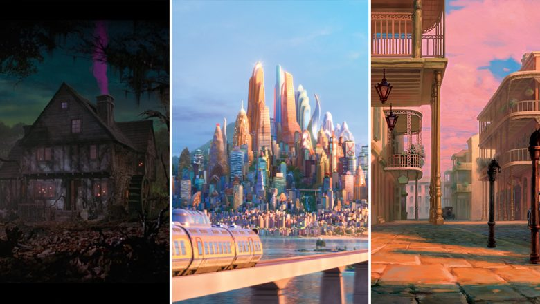 QUIZ: Where in the Fantastic Worlds of Disney should you live?  #D23FantasticWorlds