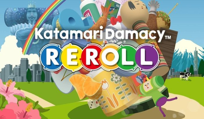 Katamari Damacy REROLL Brings Pure Fun to PS4 and Xbox One.    #katamaridamacy #katamaridamacyreroll #katamari #BandaiNamco #videogames