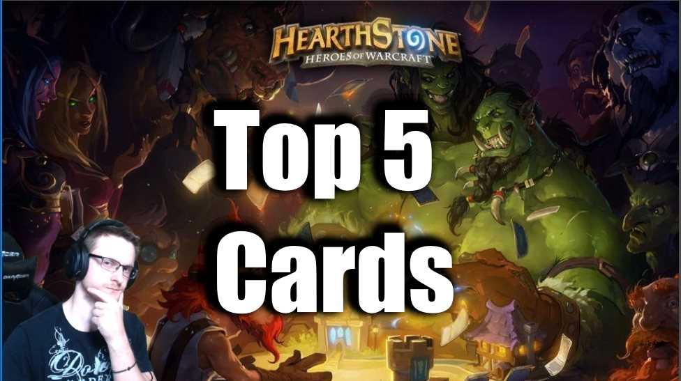 Gaara - My Current Hearthstone Battlegrounds Top 5 List :D #hearthstone #hsbgs