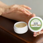 Image for the Tweet beginning: Canna Help Pain Salve with,
