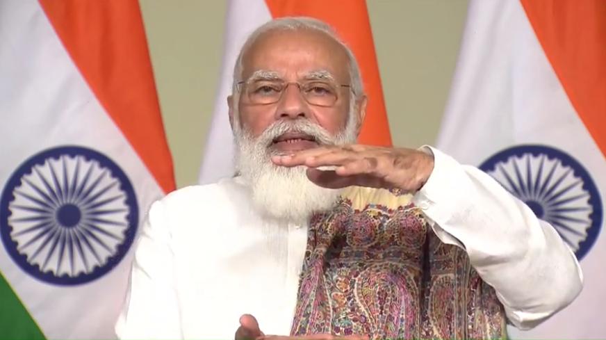 PM Narendra Modi suggests modification in the name of PDPU