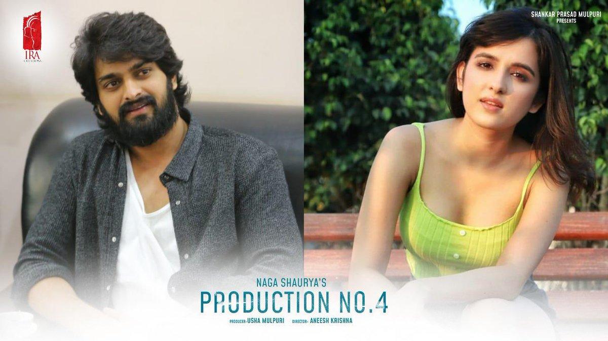 #News Singer-Actress #ShirleySetia to star opposite #NagaShaurya in a Telugu film. Directed by #AneesKrishna and produced by #UshaMulpuri. She will also be making her Bollywood debut in #Nikamma  @ShirleySetia @IamNagashaurya @ira_creations