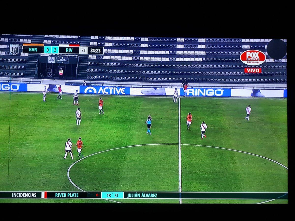 @guarani_futbol Golazo del
