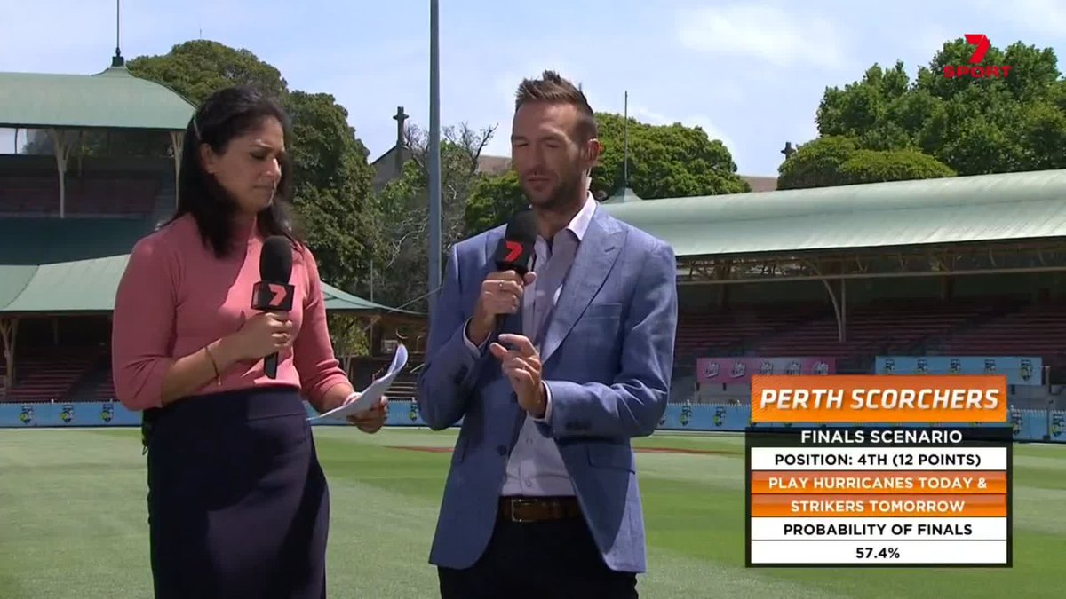 It's a bumper weekend of #WBBL06, with so many different finals possibilities.  So @sthalekar93 and @copes9 go through ALL of them in The Spin 🗣