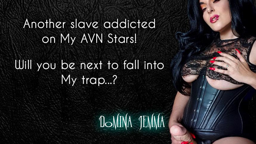 Yay! One of my subscribers just renewed! Follow me on #AVNStars at stars.avn.com/dominajemma?t=…