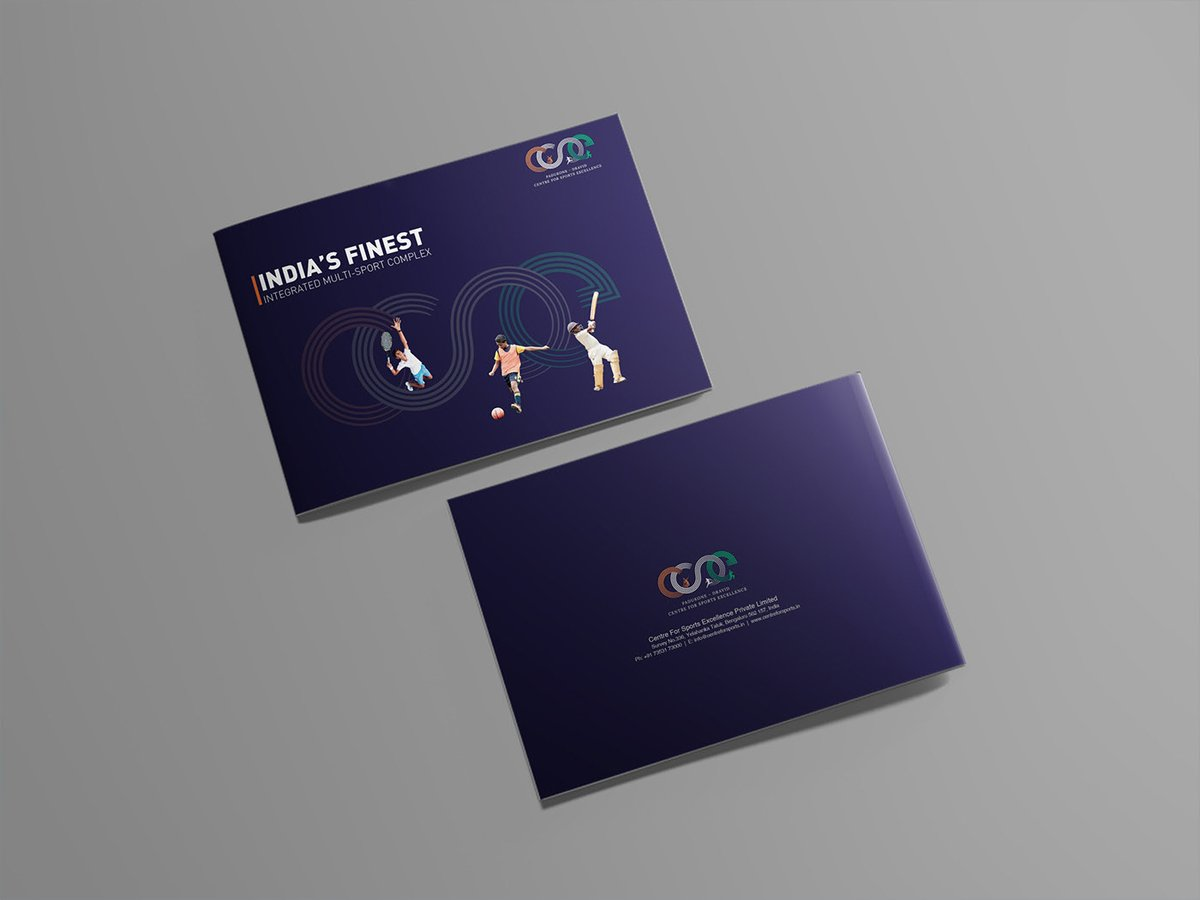 Client : Center for Sport Excellence Work : Photoshoot with #rahuldravid #prakashpadukone sir. Brochure designing, Posters and collaterals.   #advertising #agencylife #photoshoot #designing #designer #adcampaign @Behance #Centerforsportexcellence