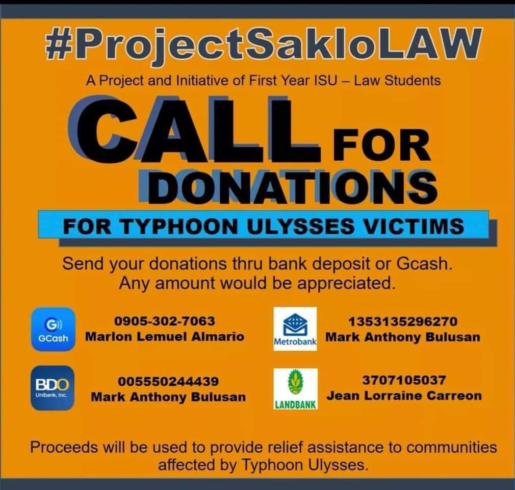 #ProjectSakloLaw additional