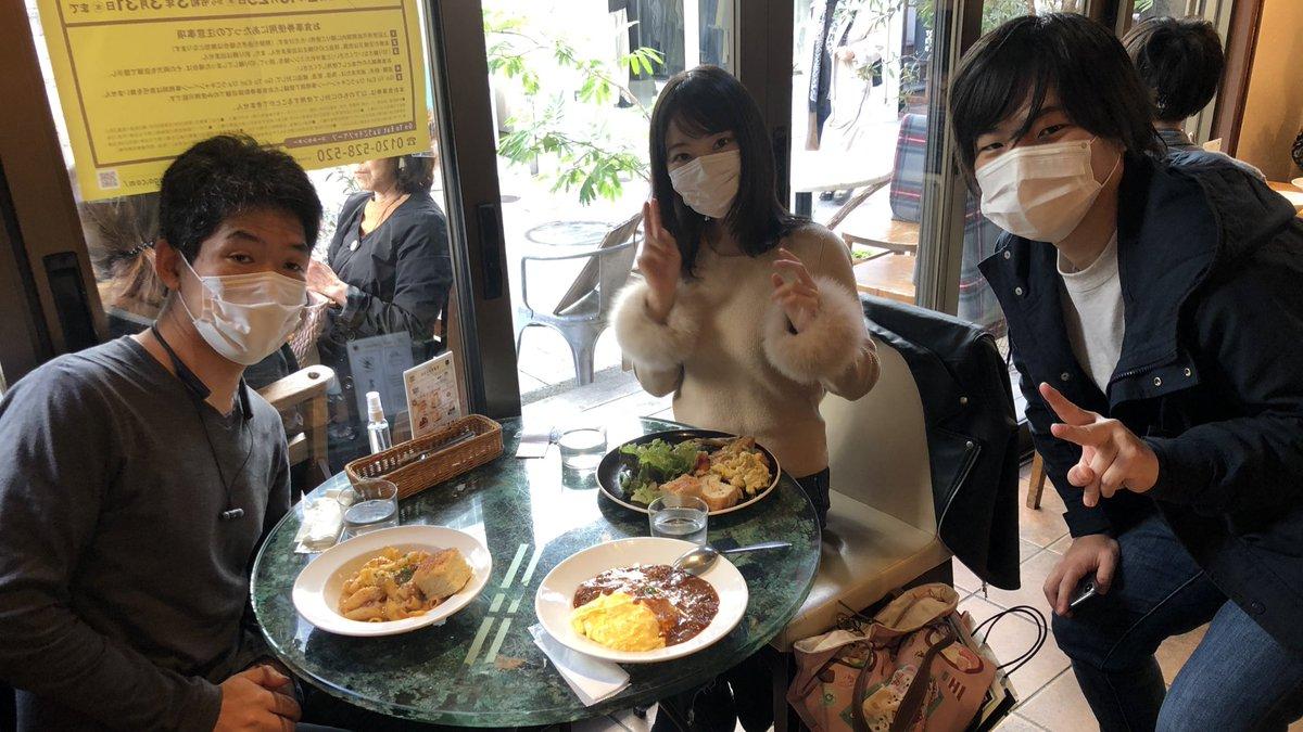 神戸で、関西の Mixed Reality 系の Microsoft MVP のおふたりと来月 12/16(水) 開催のマイクロソフト公式 Mixed Reality イベント#MRDevDaysJP についてお話し中☺️✨参加費無料のオンライン開催なので皆もぜひ見てみてね✨詳細→ #ちょまど神戸出張