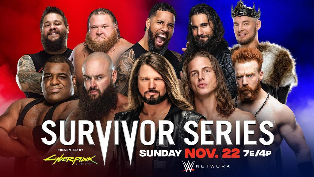 @WWE's photo on Survivor Series