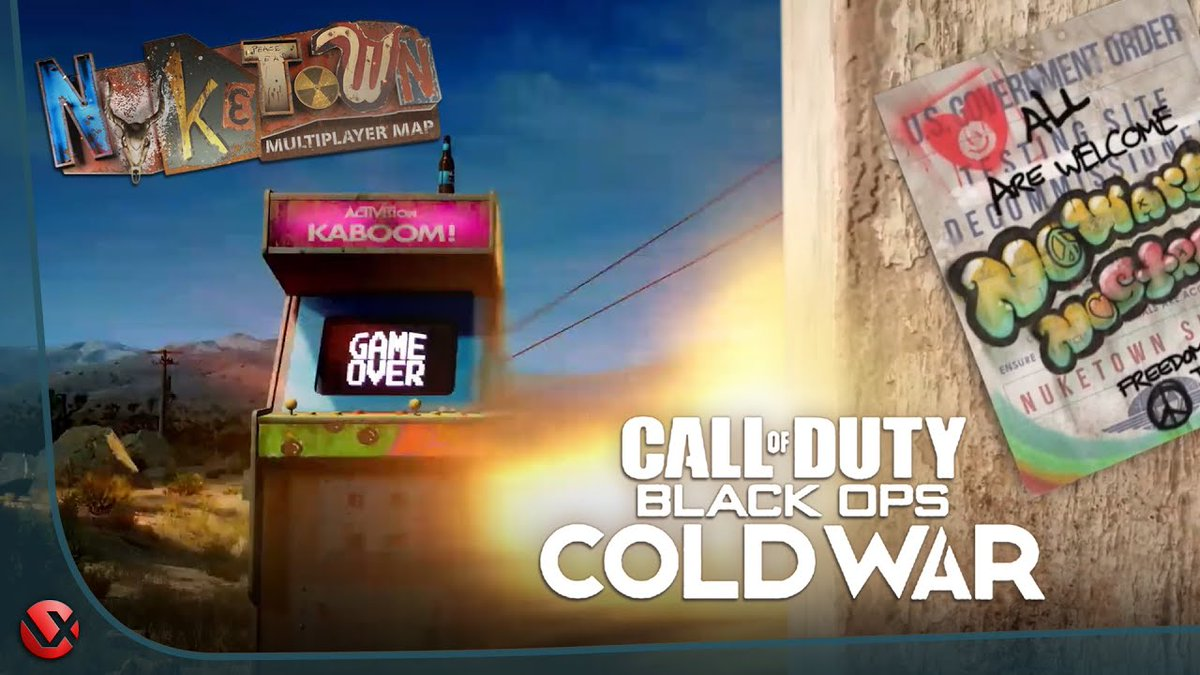 """Check out my latest video """"Call of Duty  -  Black Ops Cold War 
