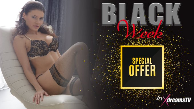 From November 23rd to November 29th you will receive a SPECIAL OFFER Membership. #BlackWeek #BlackFriday