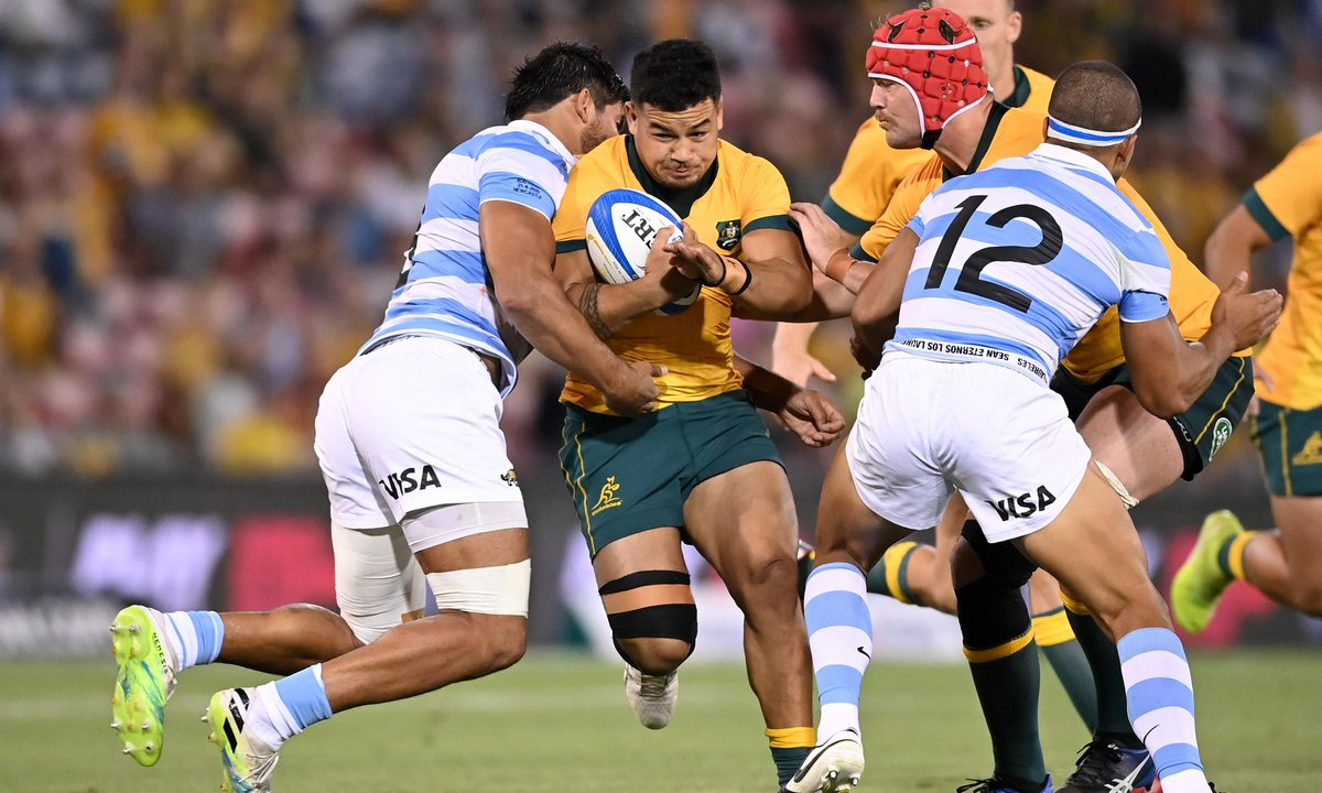 Full-time: Argentina 15-15 Australia – Rugby Tri-Nations https://t.co/PrY8DQ5D5U https://t.co/B21INR9WBw