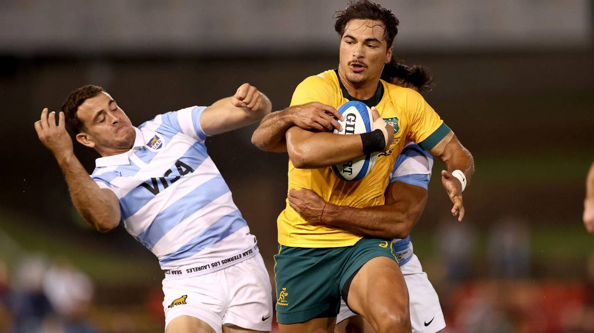 Australia vs Argentina: Wallabies draw with Pumas in Tri Nations penalty fest https://t.co/SV0QQqy1iA https://t.co/1gCiEQgmRS
