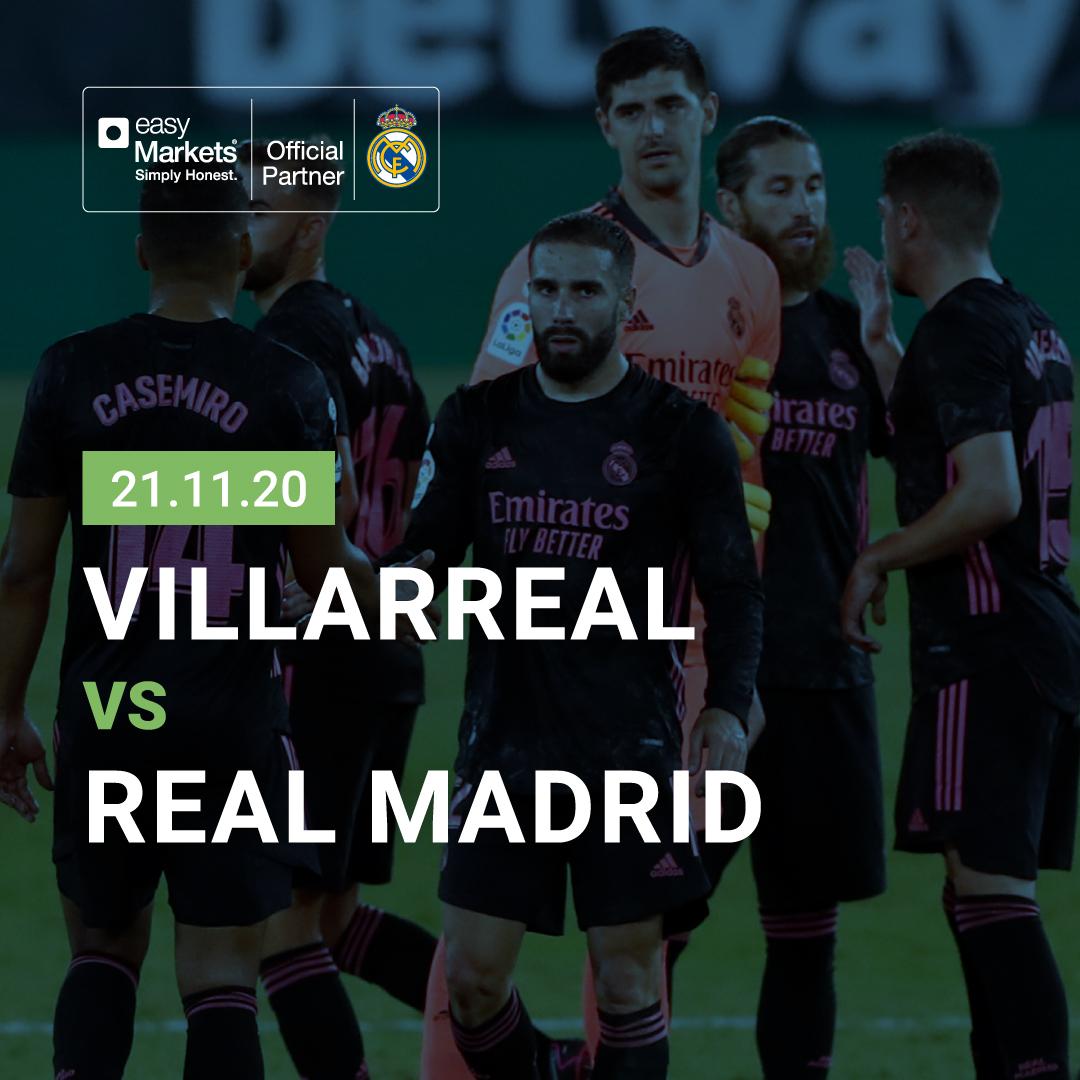 GO GO GO! 👊 Good Luck Real Madrid C.F. in today's g game 🆚 #Villareal! ⚽ . . #tradelikeachampion #RealMadrid #RealFootball #RMFans #HalaMadrid #RMHistory #LaLiga #LaLigaSantander #football #futbol #easyMarkets #RealBetisRealMadrid