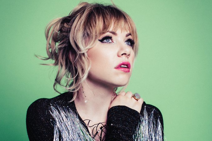 Happy Birthday to Carly Rae Jepsen.