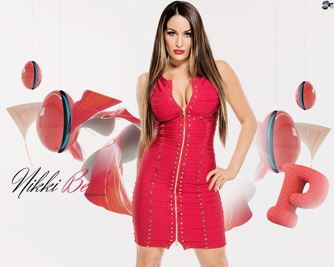 Happy Birthday Nikki Bella.