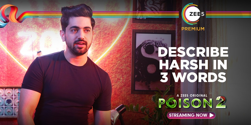 @zainimam_official fans, don't miss the chance!!! #Poison2 Streaming Now! #RevengeNeverEnds