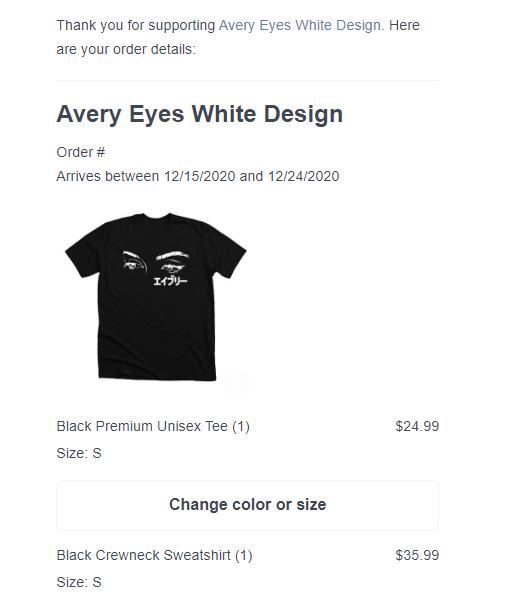 Lumi - love the design! @AveryHam 🥰