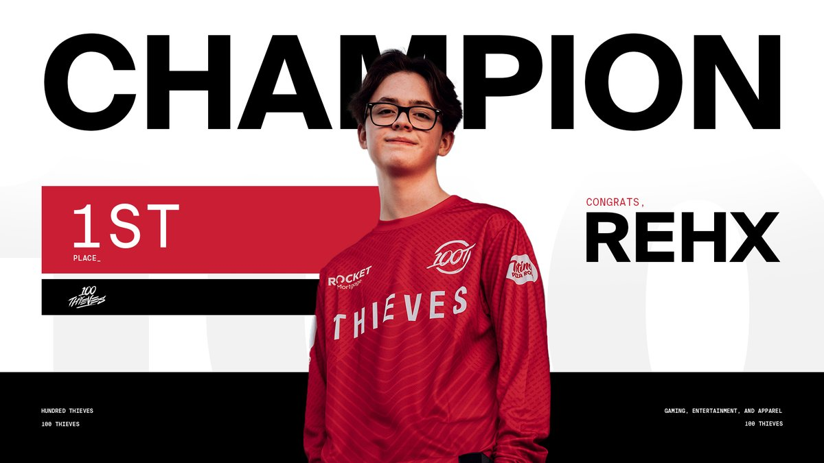 kyzui - NA West DreamHack Open 🏆 CHAMPIONS 🏆 #100T   🥇@rehxfn and his duo @EpikWhale $6,500 💰 🥈@Arkhram1x and his duo @Reetlol $4,000 💰