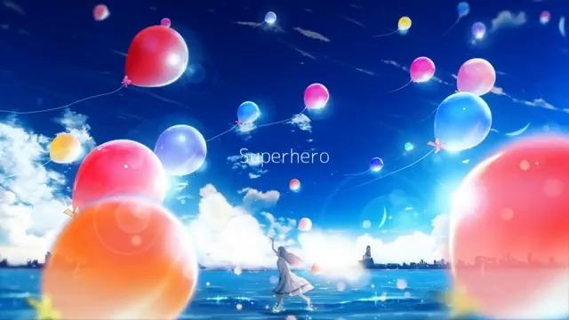 【スーパーヒーロー/Guiano 歌ってみた】Full→クレジットは下に↓爽やかな気持ちになれる曲です。是非聴いてみてください~!#歌ってみた #少しでも良いなと思ったらRT #歌い手さんMIX師さん絵師さん動画師さんとPさん繋がりたい