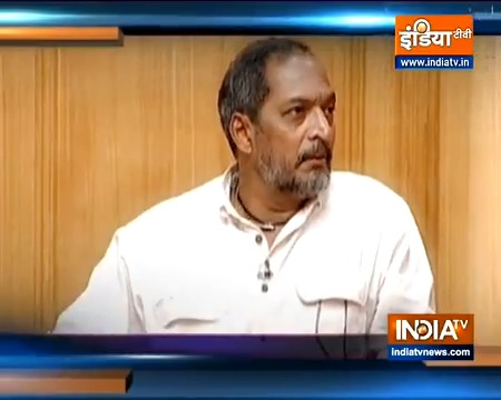 Coming up Tonight at 10 pm  Watch actor Nana Patekar in #AapKiAdalat on India TV  @nanagpatekar  @indiatvnews