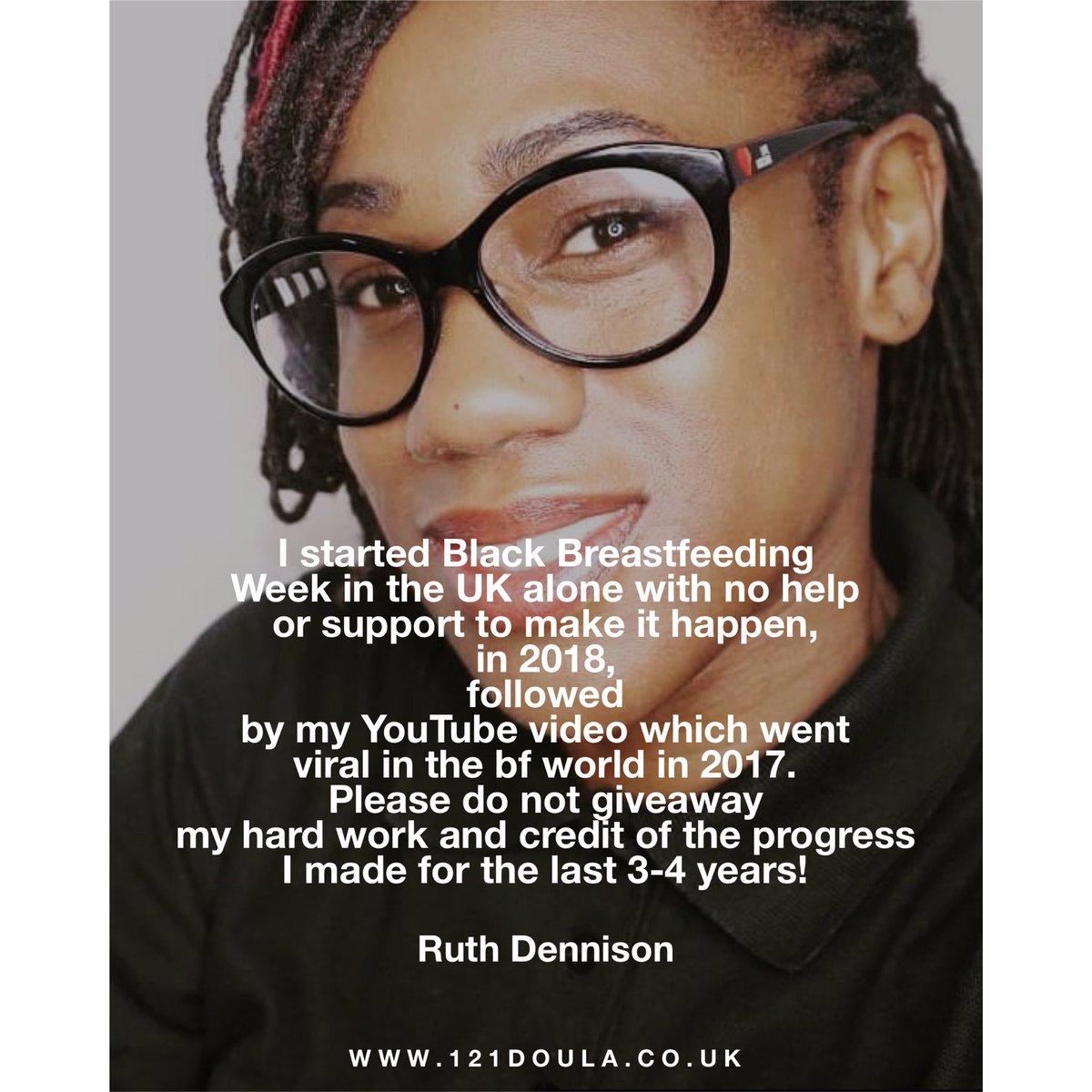 Yes you did that! Thank you!  #blackbreastfeedingweek