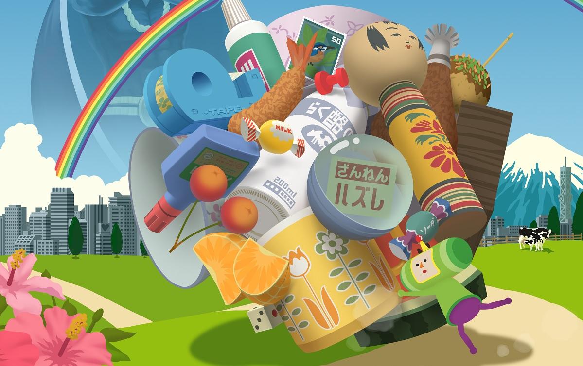 Bandai Namco Entertainment Europe est fier d'annoncer aujourd'hui la sortie de Katamari Damacy REROLL, la version remastérisée de l'intemporel jeu d'action roll-em-up. #BandaiNamco #Katamari #KatamariDamacyREROLL #PS4 #Rollemup #XboxOne