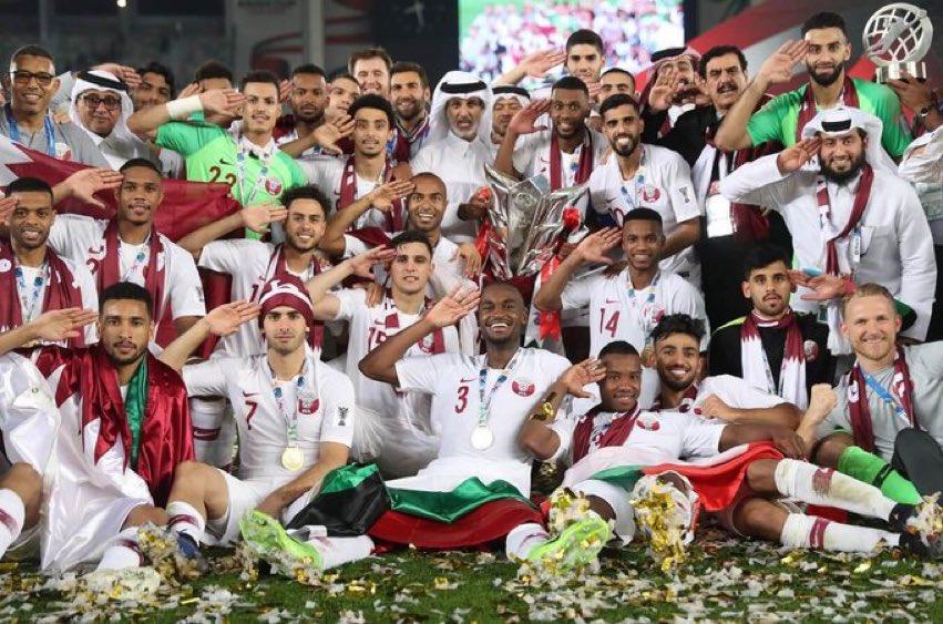 🗓 2️⃣ years to go before our 🇶🇦 national team kicks off the FIFA World Cup Qatar 2022 at Al Bayt Stadium!  #QFA #Qatar #TwoYearsToGo